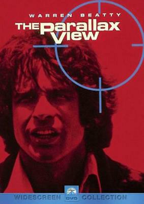The Parallax View [DVD]