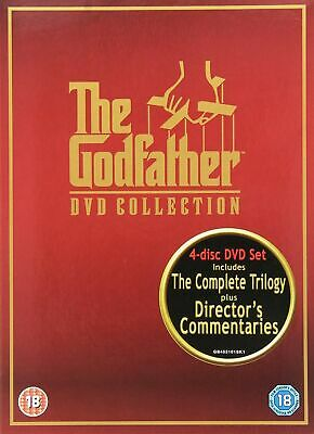 The Godfather Trilogy [DVD]