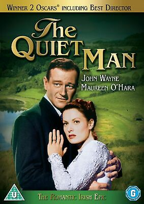 The Quiet Man [DVD]