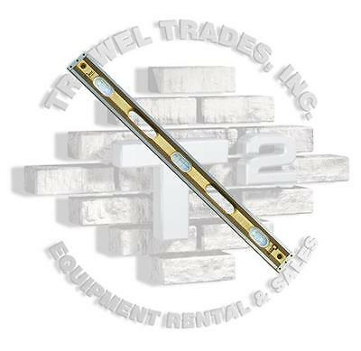 "Crick Tool 24"" Masonry Level 3 Ply 24"" Crick Level"