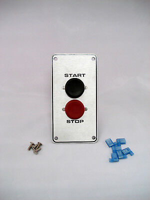 NEW MIXER ON OFF SWITCH PLATE PART FOR HOBART Model H600  L800 & grinders