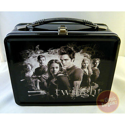 Twilight - Lunchbox - Bella Swan and the Cullens NEW * lunch box with flask set