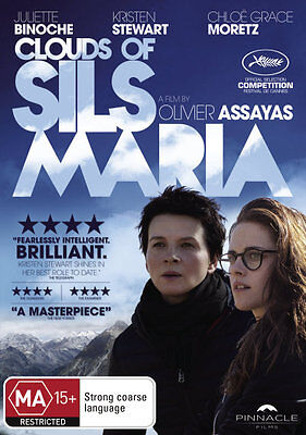 Clouds of Sils Maria  - DVD - NEW Region 4