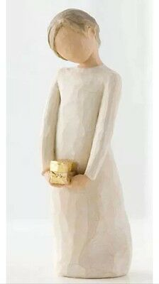 Willow Tree Demdaco 26221 Spirit of Giving Figurine *NEW IN BOX*