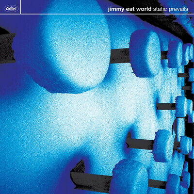 Jimmy Eat World : Static Prevails CD (2007)
