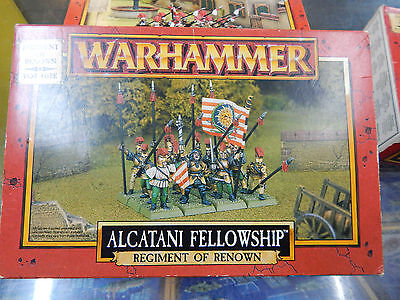 Games Workshop Dogs of War Alcanani Fellowship boxed set