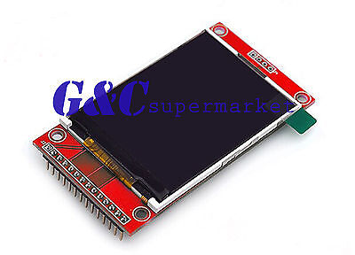 """2.4"""" 240x320 SPI TFT LCD Serial 240*320  ILI9341 PCB Adapter SD Card M52"""