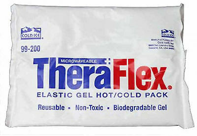 TheraFlex Elastic Gel Heat/Ice Pack 99-200-Reusable,Non Toxic,Sports Injury,Pain