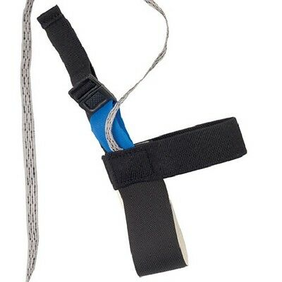 ESD Heel Strap With Clip Fastener Antistat Anti-static