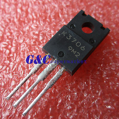 20PCS 2SK3706 N-Channel Silicon MOSFET NEW HIGH QUALITY
