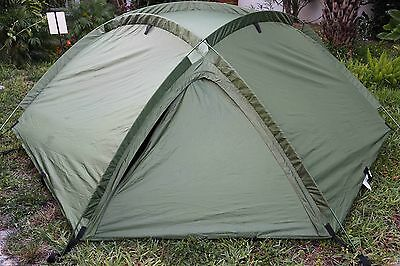 Eureka US Military 4 Man Extreme Cold Weather Tent (ECWT) With Poles & Rainfly