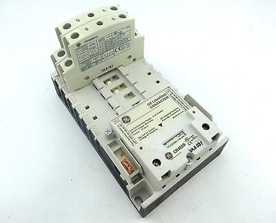New General Electric CR463L20ALA 208V Electrically Held Lighting Contactor