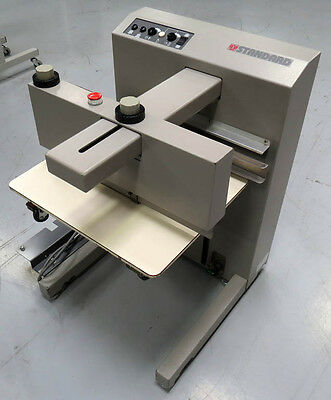 Standard Horizon VAC Collator SPF Booklet Maker ST-20R (reverse) Stacker