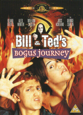 Bill and Ted's Bogus Journey DVD (2002) Alex Winter, Hewitt (DIR) cert PG