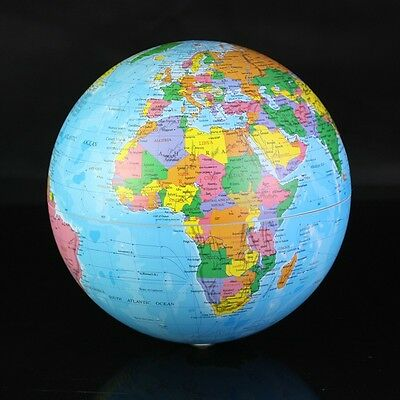 20 CM Magic Motion Globe Education Toy Geography Home Office Decoration