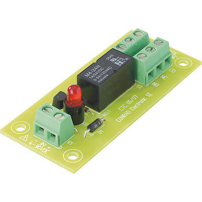 Relay Circuit Board PCB DPDT-CO Relay 12VDC DPDT-CO Relay PCB