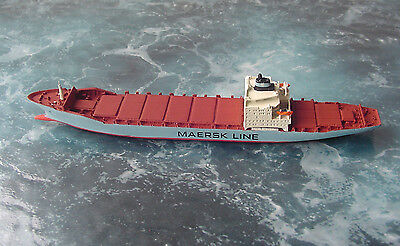 Container Ship ADRIAN MAERSK by CM 1:1250 Waterline Model