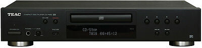 TEAC CD-P650-B Compact Disc Player with USB Flash Drive Recording. New!!!!