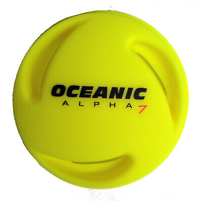 Diaphragm Cover Second Stage Oceanic Alpha 6,7 Yellow 6436.18