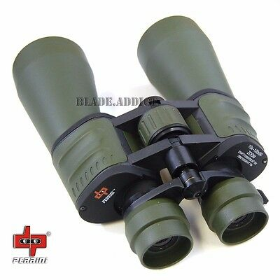 Day/Night 10x-120x90 HUGE Military Power Zoom Binoculars w Pouch Hunting Fishing