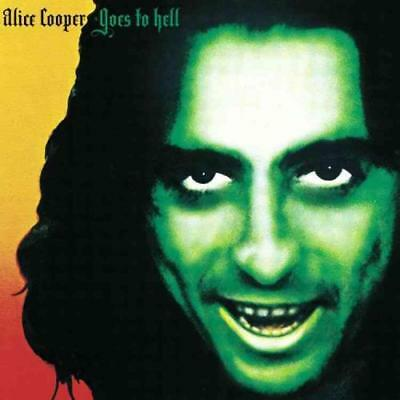 Alice Cooper - Alice Cooper Goes To Hell New Cd