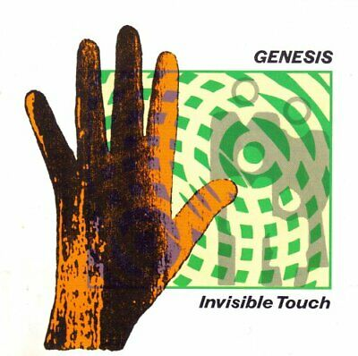 Genesis : Invisible Touch CD