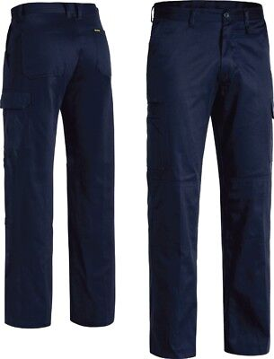 Bisley Workwear Cool Lightweight Mens Drill Pant (Bp6899)