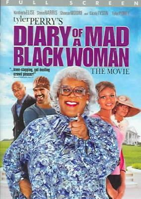 Diary Of A Mad Black Woman New Dvd