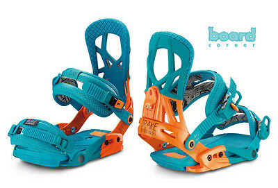 attacchi snowboard DRAKE reload-bindings-orange-blue