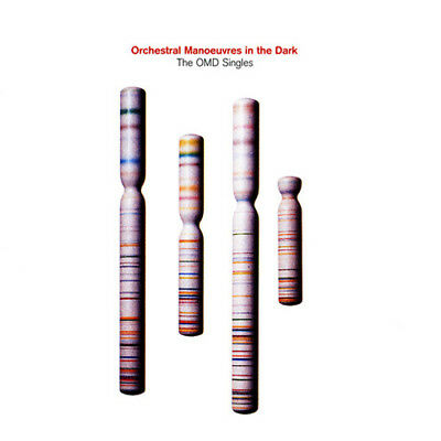 Orchestral Manoeuvres in the Dark : The OMD Singles CD (1998) ***NEW***