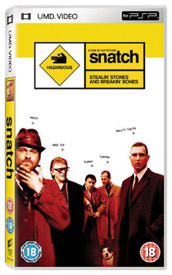 Snatch [UMD Mini for PSP] DVD