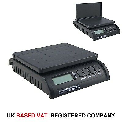 34KG Digital Electronic Parcel Mail Postal Computing Weight Scale 10g 833116