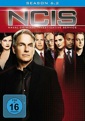 NCIS - Navy CIS - Season/Staffel 6.2 # 3-DVD-BOX-NEU