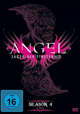 Angel - Season/Staffel 4 - 6-DVD-BOX-NEU
