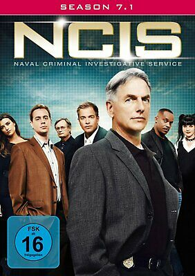 NCIS - Navy CIS - Season/Staffel 7.1 # 3-DVD-BOX-NEU