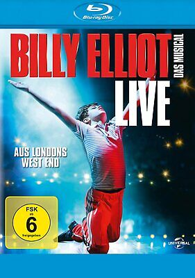 Billy Elliot - Das Musical / Live ! # BLU-RAY-NEU