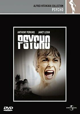 Psycho - Alfred Hitchcock Collection # DVD-NEU