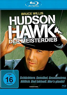 Hudson Hawk - (Bruce Willis) - BLU-RAY-NEU