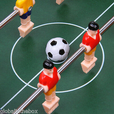 Top Foosball 17'' Mini Soccer Game Table Indoor & Outdoor Soccer Game  Kids Toy