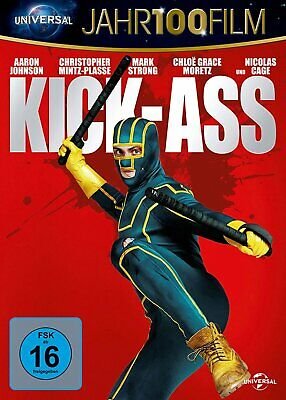 Kick-Ass - Jahr100Film Edition - DVD-NEU
