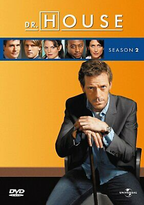 Dr. House - Die komplette Season/Staffel 2 # 6-DVD-BOX-NEU