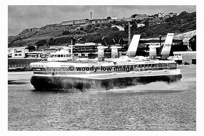 rp17097 - Hoverspeed SRN4 mk2 Hovercraft - photo 6x4