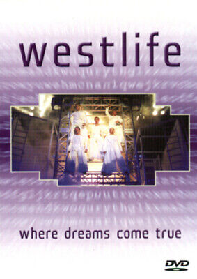 Westlife: Where Dreams Come True DVD (2001) Westlife