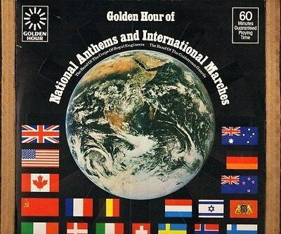 ROYAL ENGINEERS/COLDSTREAM GUARDS national anthems/international marches LP PS