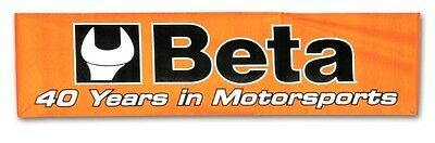 Beta Tools 9559 One Sided Wall Hanging Plastic Motorsport Banner Poster