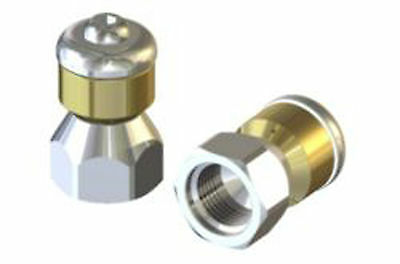 Rotating Drain & Sewer cleaning nozzle: 3/8 Sewer jetting Nozzle-06
