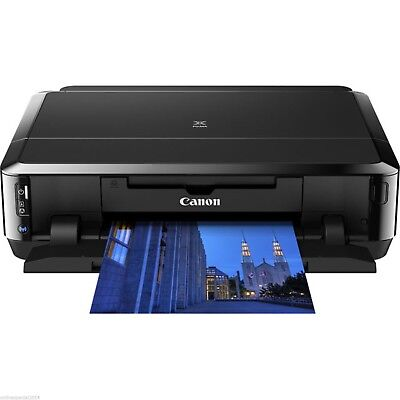 Canon IP7260 Wireless Inkjet Printer+Duplex cd/dvd 5 COMPATIBLE INK ONLY COURIER