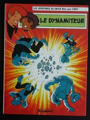 CHICK BILL Tome 39 LE DYNAMITEUR  EO BE