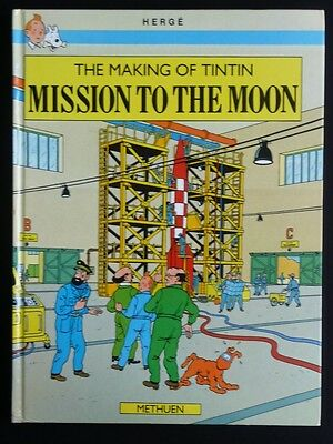 The Making Of Tintin Mission To The Moon Eo Tbe