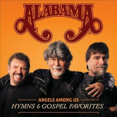 Alabama - Angels Among Us: Hymns & Gospel Favorites New Cd